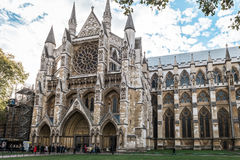 Westminster Abbey i London, UK Royaltyfri Bild