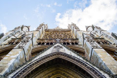 Westminster Abbey. Located in City of Westminster London, UK Royalty Free Stock Images