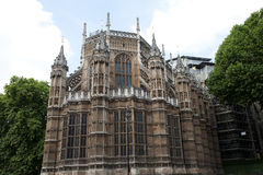 Westminster Abbey, London Royalty Free Stock Photo