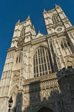 Westminster Abbey at London Royalty Free Stock Photos