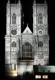 Westminster abbey, London Stock Image