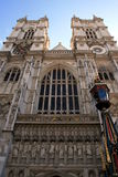 Westminster abbey london Royaltyfri Fotografi