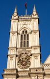 Westminster Abbey London Fotografia Stock Libera da Diritti