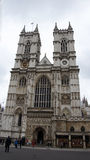 Westminster Abbey in London Lizenzfreie Stockbilder