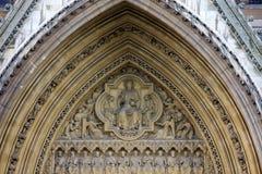 Westminster Abbey - London Stockfoto