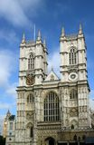 Westminster Abbey - London Lizenzfreie Stockbilder