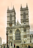 Westminster Abbey - London Lizenzfreies Stockfoto