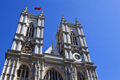 Westminster Abbey in London Royalty Free Stock Images
