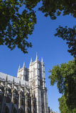 Westminster Abbey in London Stock Image