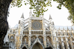 Westminster Abbey, London, England Royalty Free Stock Photo