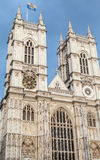 Westminster Abbey London England Arkivbild