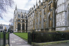 Westminster Abbey London England Stock Foto
