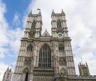 Westminster Abbey London England Royaltyfria Foton