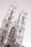 Westminster Abbey, London; England; Großbritannien Stockfotografie