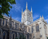 Southwark Cathedral London England Royalty Free Stock Photography