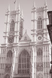 Westminster Abbey, London; England; UK Royalty Free Stock Photo