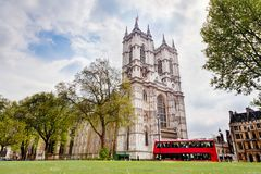 Westminster Abbey. London, England, UK Royalty Free Stock Photos