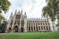 Westminster Abbey in London, England Royalty Free Stock Photo