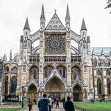 Westminster Abbey in London, England Stock Photo