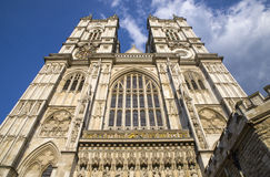 Westminster Abbey in London Royalty Free Stock Image