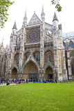 Westminster Abbey London Royalty Free Stock Photography