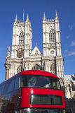 Westminster abbey, London. Royalty Free Stock Photos