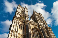 Westminster abbey, London. Royalty Free Stock Images