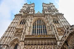 Westminster Abbey , London, UK. Stock Image