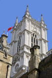The Westminster Abbey Royalty Free Stock Photography