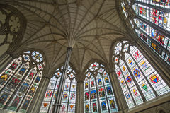 Westminster abbey. In London, UK Royalty Free Stock Images