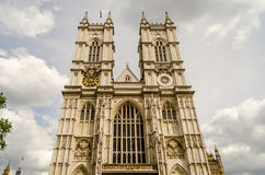 Westminster Abbey, London, UK Stock Photo