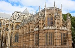 Westminster Abbey,  London, UK Stock Images