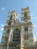 Westminster Abbey Portrait stock images