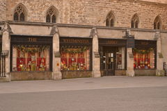 Westminster Abbey shop Royalty Free Stock Photos