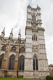 Westminster Abbey tower Royalty Free Stock Photography