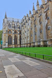 Westminster abbey yard, London, Stock Images
