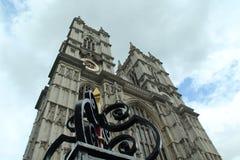 Westminster abbotskloster Royaltyfri Bild