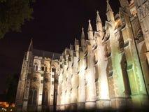 Westminster abbotskloster Arkivbild
