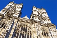 Westminster abbotskloster i London Arkivfoto