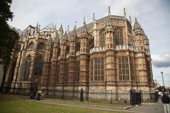 Westminster abbotskloster i London Fotografering för Bildbyråer