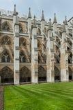 Westminster abbotskloster i London Arkivfoton