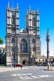 Westminster abbotskloster i staden av Westminster, London, UK Arkivfoton