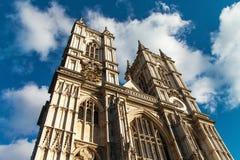 Westminster abbotskloster, London. Royaltyfria Bilder