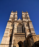 Westminster abbotskloster på en solig dag Royaltyfri Fotografi