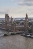 Westminster and Big Ben Royalty Free Stock Photo