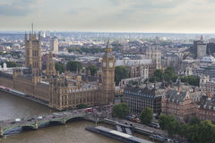 Westminster and Big Ben Stock Image