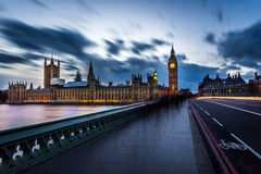 Westminster and Big ben Stock Images