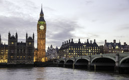Westminster Royalty Free Stock Photo