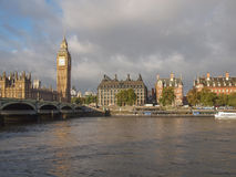 Westminster Bridge Royalty Free Stock Photography