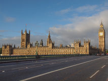 Westminster Bridge Stock Image